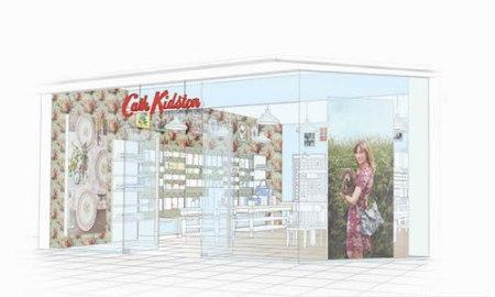 Shopfront Cath Kidston, Birmingham Grand Central