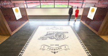 Royal Oak Hospitality Space, Arsenal Football Club