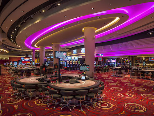 Game on for 'the biggest casino in Britain'
