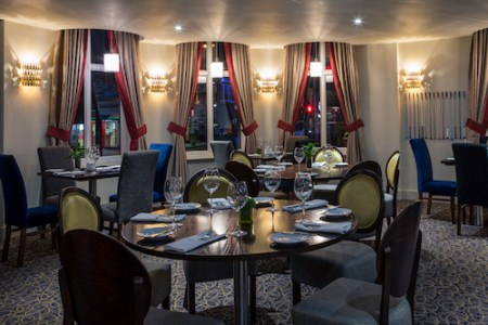 Mercure Doncaster Centre Danum Hotel - restaurant