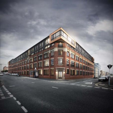 Digbeth factory site