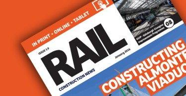 Rail Construction News
