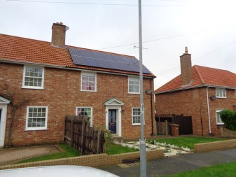 Free Solar Available for Housing Association Tenants - 10 Waveney Road