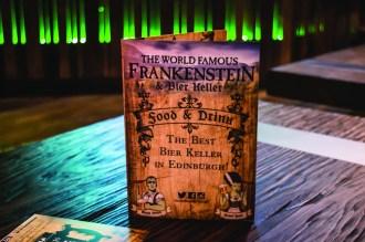 BierKeller Edingburgh Frankenstein