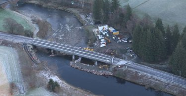 Lamington Viaduct Reopens Two Weeks Ahead of Schedule
