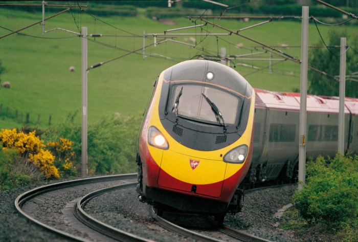 Virgin Trains is Back in Business as West Coast Mainline Reopens