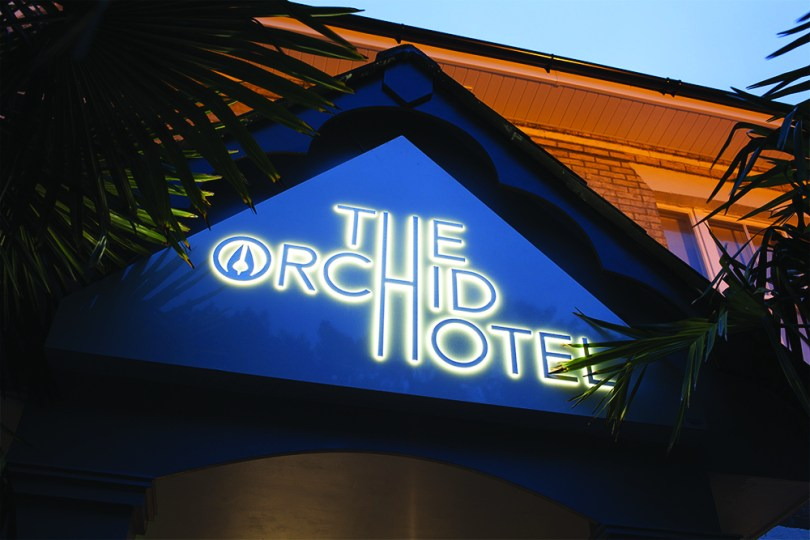 Orchid Hotel