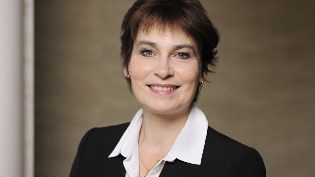 Fabienne Viala Is Appointed New Chairman Of Bougyes Construction In The United Kingdom