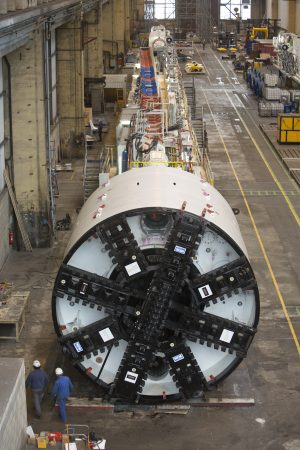 Meet The Two Giant Tunnel Boring Machines That Will Build The Northern Line Extension