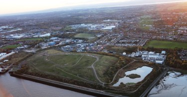 Park transformed from landfill to green space nominated for award
