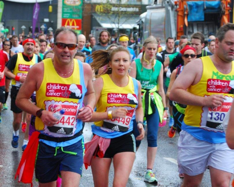 Guy Malam, Managing Director Of Tembé DIY & Building Products, Has Raised £4,000 For Children With Cancer UK By Completing Sunday's Virgin Money London Marathon For The First Time