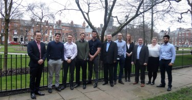 Leeds Firm Doubles In Size, Thanks To New Business Wins