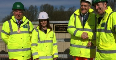 New £32m Road Bridge Is Officially Opened By Roads Minister