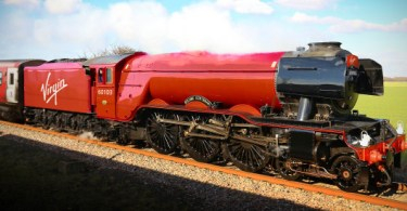 Virgin Trains Introduces Flying Scotsman to the Commuter Route