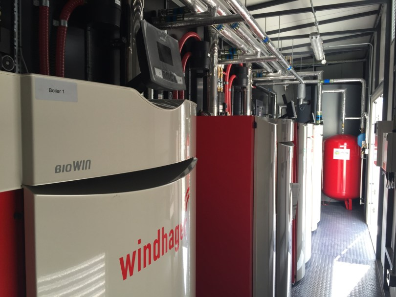 Windhager Helps Company To Reduce Carbon Footprint With Large Biomass Installation