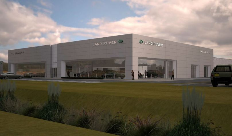 Clugston To Build New Prestigious £6m Car Showroom In Boston