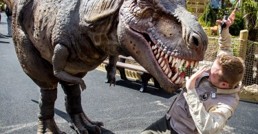 Dinosaur Theme Park World, Lost Kingdom, To Open At Paultons Park