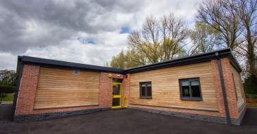 Flintham Primary School Opens Three New Classrooms