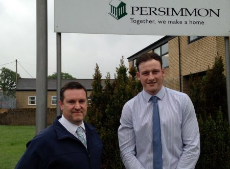 Team Expands At South Wales Housebuilder
