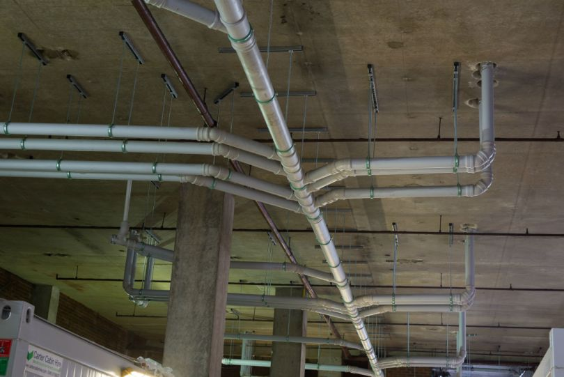 Wavin Drainage Solutions Are Top Class At Student Accommodation
