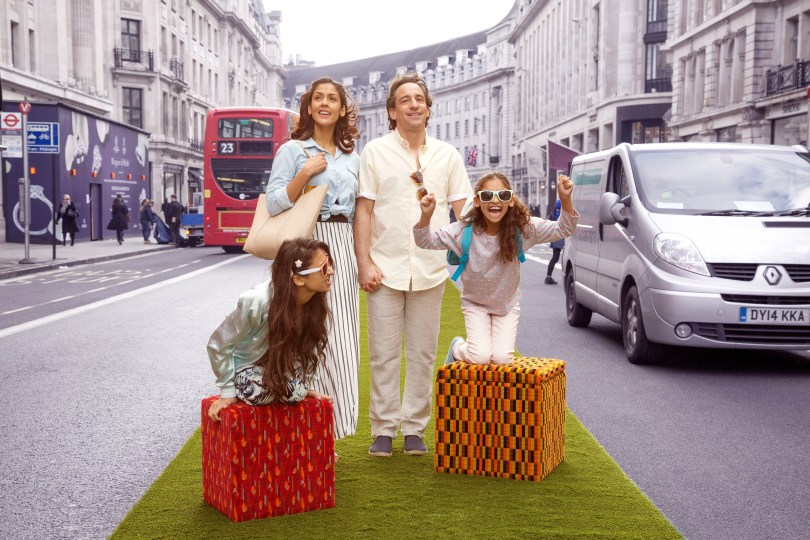 Be Transported Through The Ages Of Design With A Free Festival On London's Iconic Regent Street