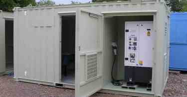 Harrington Generators International Secures Major Order for Kubota Powered WELF-AIR Cabins