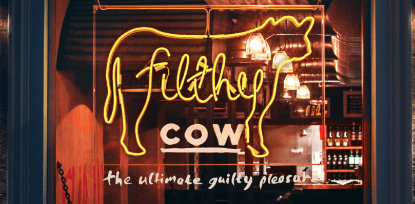 Mystery Wins Coveted FAB Award For Filthy Cow