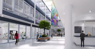 Queen's new £39M Biological Sciences build to support 550 construction jobs