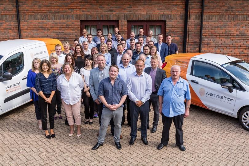 Warmafloor Celebrates 30 Years With Innovative Brand