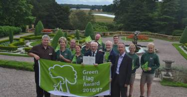 Tatton Park Named As One Of The Best In Britain