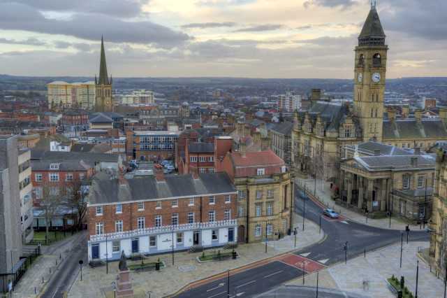 Trend BMS improves heating control and comfort at Wakefield Town Hall