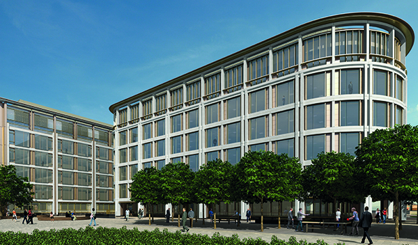 Jersey International Finance Centre