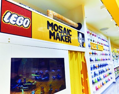 LEGO® London flagship