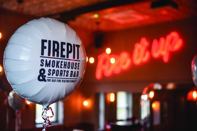 FirePit Smokehouse
