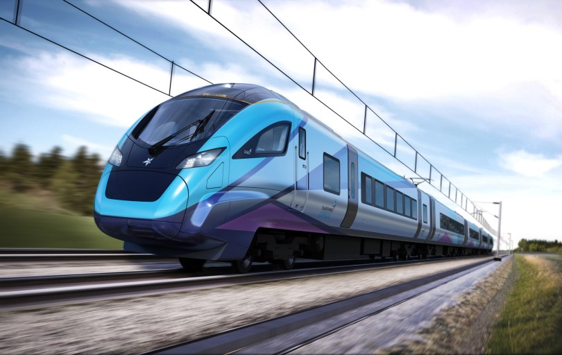 TransPennine Express Introduce New Services Between Glasgow and Manchester