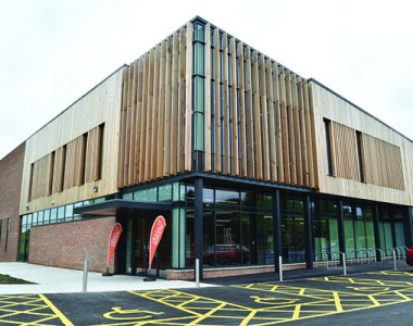 Tewkesbury Leisure Centre