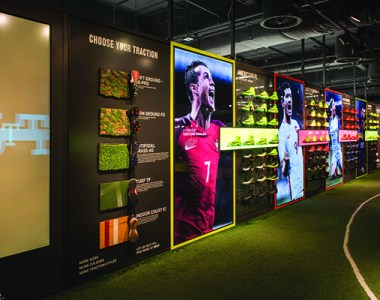 Niketown Revamped