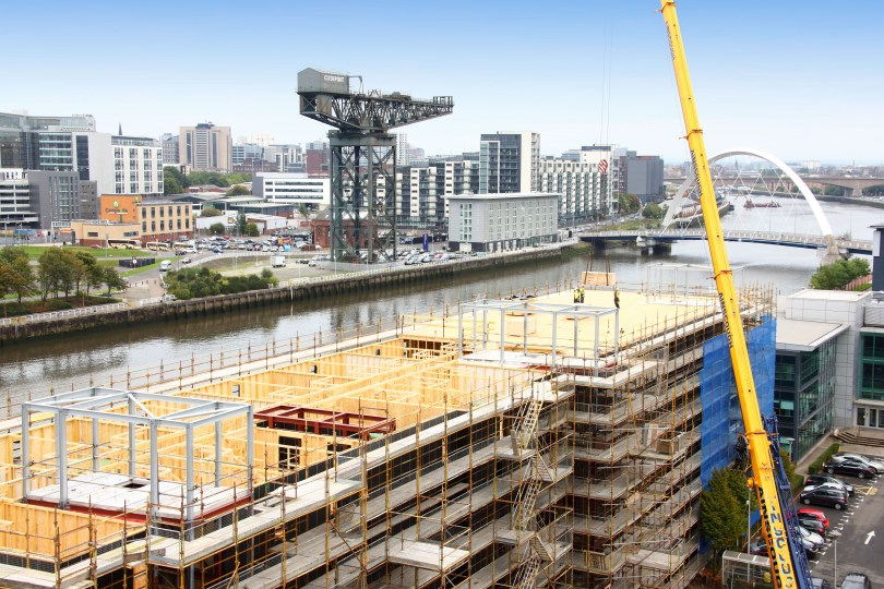 Stewart Milne Timber Systems First In UK To Create BIM Library For Offsite Construction