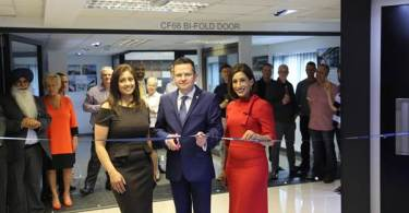 Latest Reynaers Showroom Rohaus Opens Its Doors In Stafford