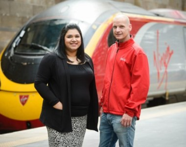 Virgin Trains' Matt Litton Honoured For Standing Up To Racism