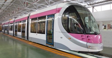 CAF To Build Trains At New Site In South Wales