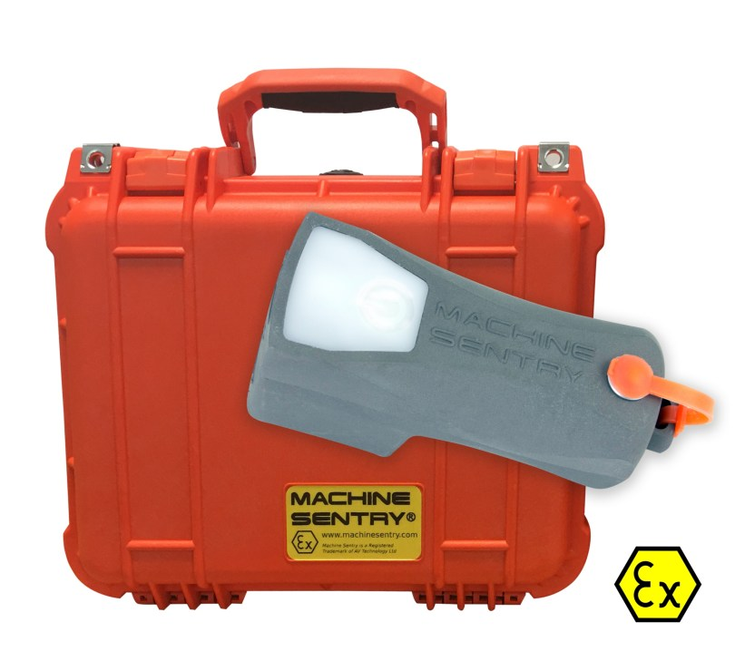 Machine Sentry - Now Available With ATEX and IECEX Certification