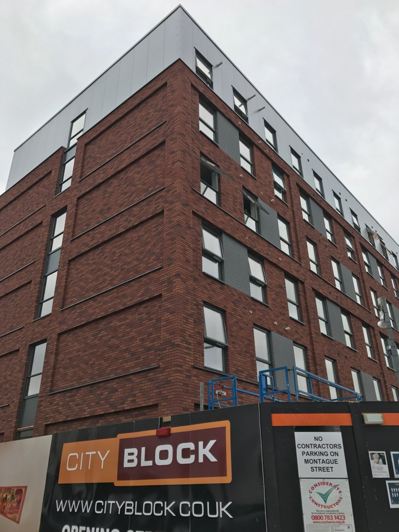 CityBlock Student Accommodation Completes Reading Development