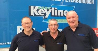 Peterborough Keyline Employees Celebrate 109 Years Of Service