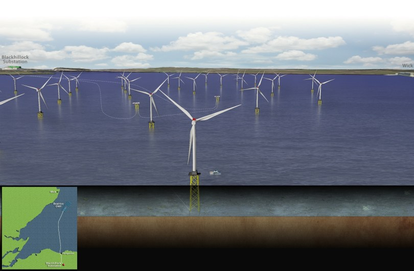 Pick Everard Helps Power Up Offshore Wind Farm For SSE