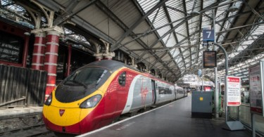 Record Year for Virgin Trains on the London to Liverpool Route