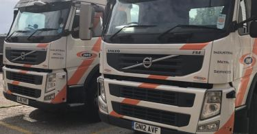 Steel Stockholder To Save More Than £250,000 With Telematics And Route Planning Solution