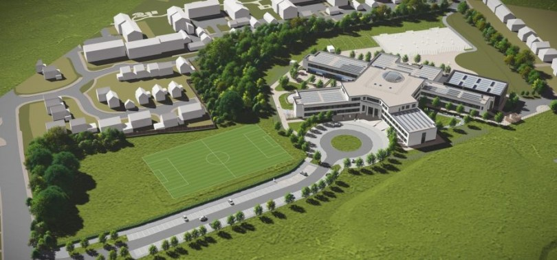 Welsh Contractor Supports Relocation Project For New Sustainable London Multi-Faith School
