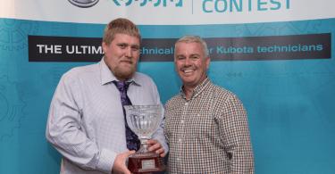 Hosplant Wins Prestigious Kubota UK Construction Skills Contest