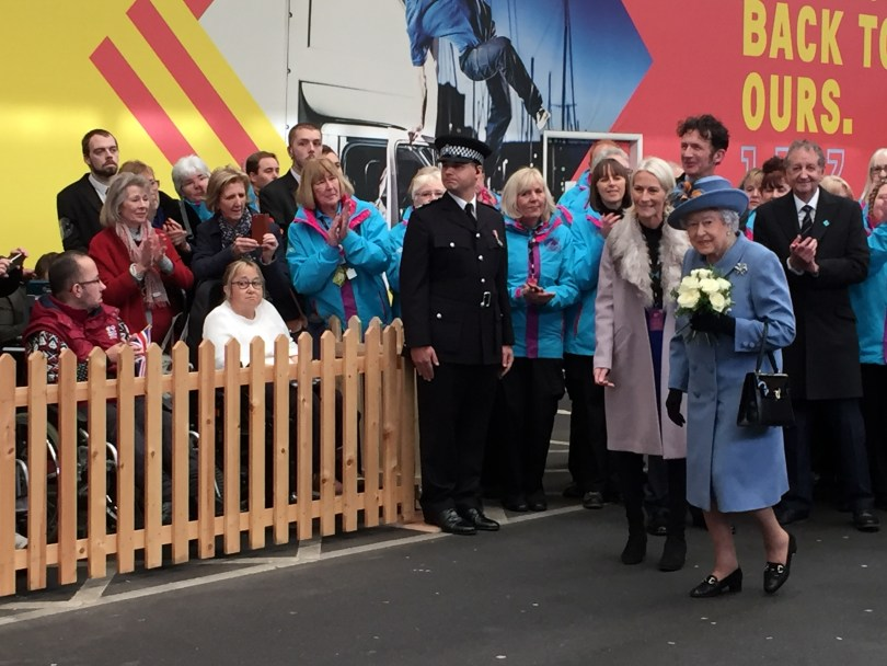 Hull Paragon Station Receives The Royal Touch
